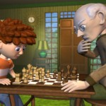 Chess with Mr Buckle