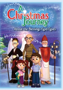 A Christmas Journey DVD Cover