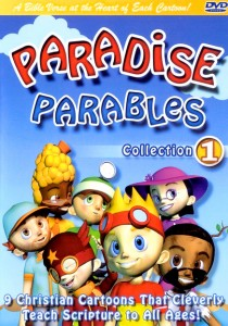 Paradise Parables DVD Cover