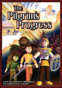 Pilgrim's Progress DVD Cover